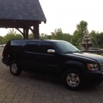 Ballantyne Limousine Service New Fleet