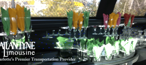 charlotte limousine service & party bus