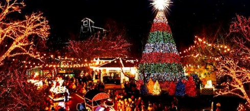 McAdenville Lights Tour with Ballantyne Limo